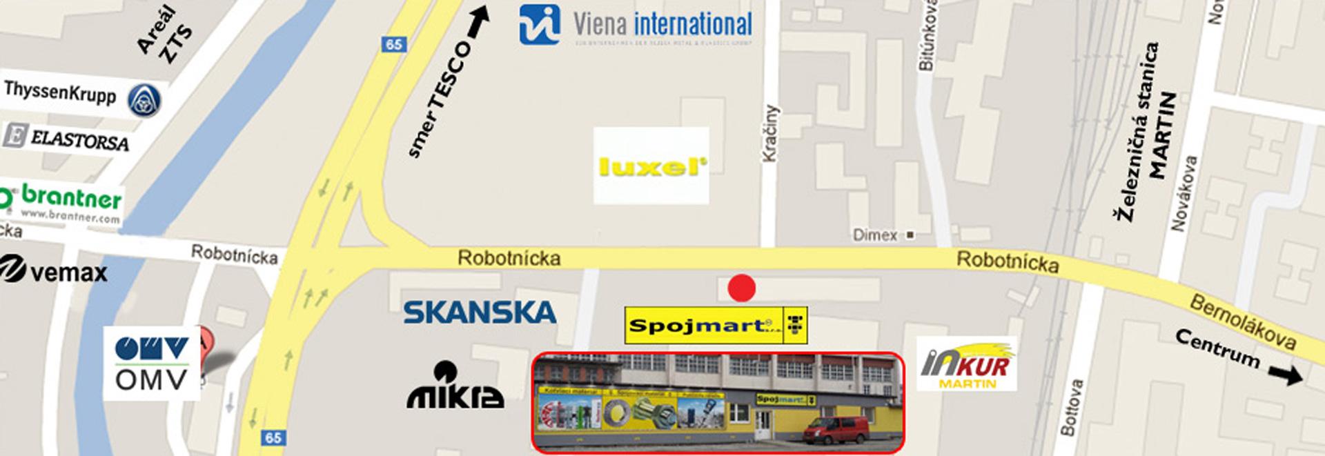 google-maps-spojmart